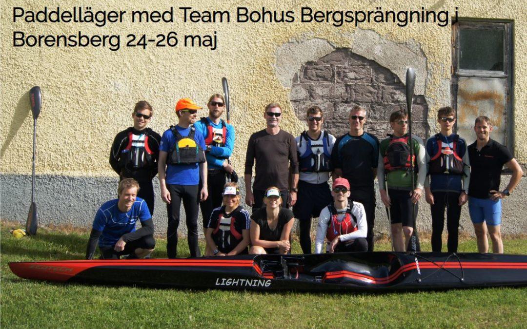 Unikt Paddelläger i Borensberg 24-26/5, 2019!